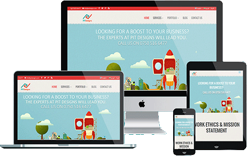 responsive design in Melbourne